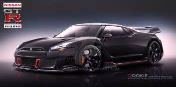 Nissan Gtr R 36 Nissan Gt R R36 Concept Nismo Black By Rookiejeno On