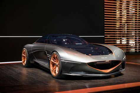 2019 genesis essentia car pictures and auto show photos motorauthority