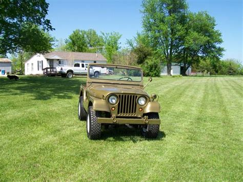 Bradford Jeep Kaiser Willys Jeep Of The Week 100