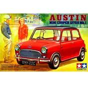 1960s Vintage Austin Mini Cooper 1275S Mk 1 Fs 1/24