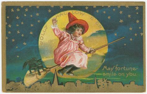 halloween postcards the public domain review