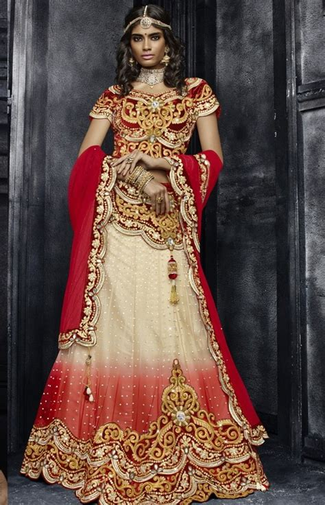 latest fashion for women sari lehenga suits
