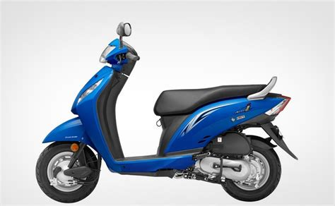 honda activa i scooty 2016 honda activa i launched with new colours priced at
