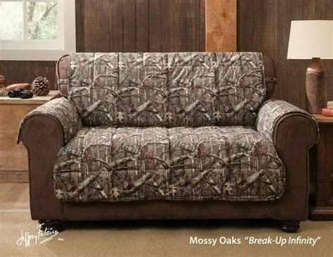 camo slipcovers home furniture design