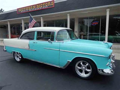 55 chevrolet bel air 1955 chevrolet bel air for sale on classiccars 112