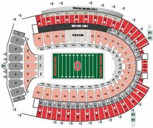 Ohio State Stadium Map by Ohio State Stadium Cake Ideas And Designs