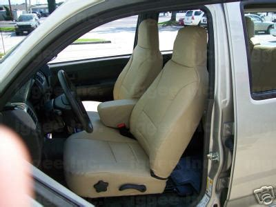 chevrolet colorado seat covers ieegg faux leather seat covers chevy colorado gmc