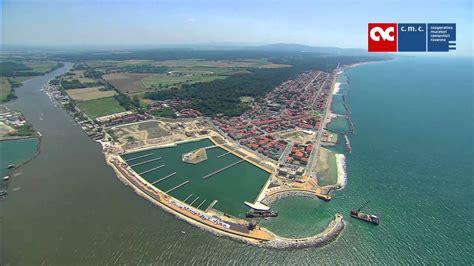 marina di pisa porto marina di pisa lavori