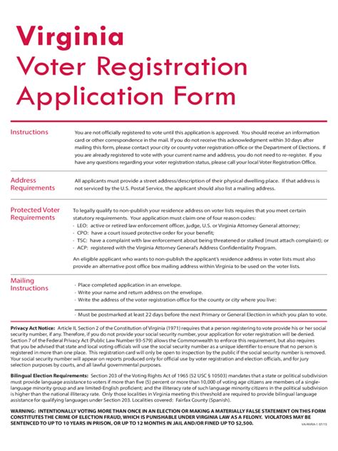 free opt in form templates state of michigan voter registration application and