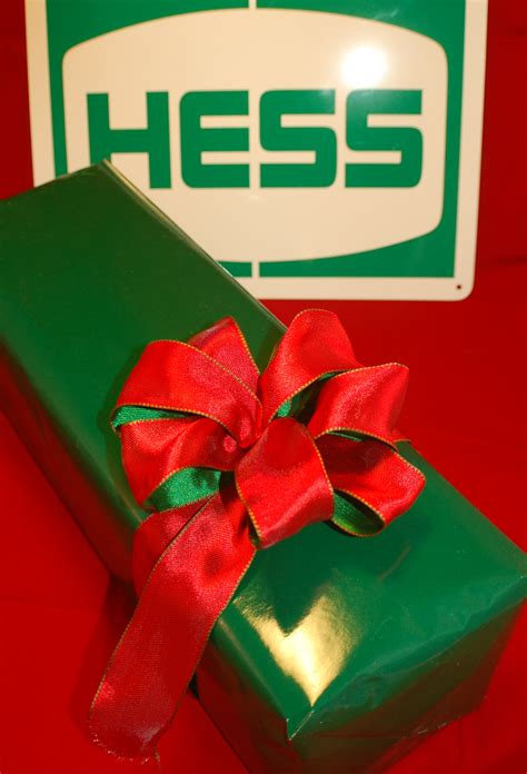 Hess Gift Cards - hess 5 50 gift wrapping for the first toy in your order