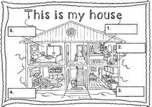 les pi 232 ces la maison en anglais bureaux esl maison