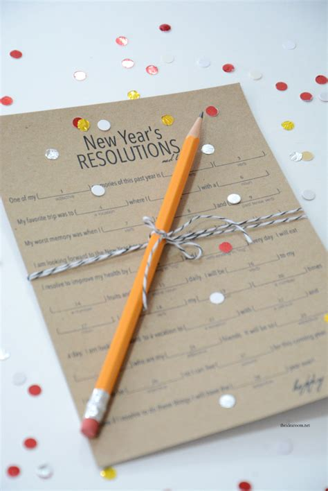 new year to play new year s resolutions the idea room