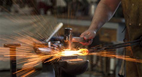 forge welding    works  welding master