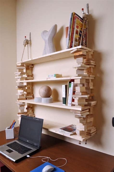 brico librerie libreria appesa costruzioni tecniche fai da te brico