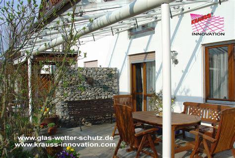 terrasse design 220 berdachung - Glasdach überdachung