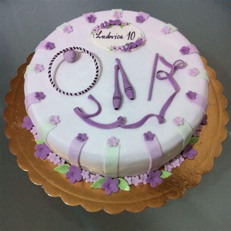 Kamila Misya le 17 migliori idee su torte ginnastica su
