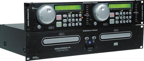 audio format to play on cd player american audio dcd pro310 pro dj rack mount simple use