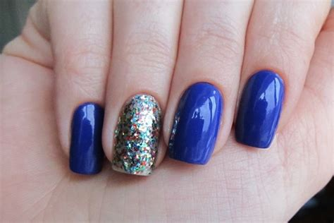 imagenes de uñas de acrilico azul marino u 241 as decoradas las mejores ideas para tu manicura