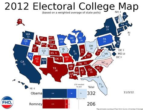 swing state meaning frontloading hq the electoral college map 11 3 12