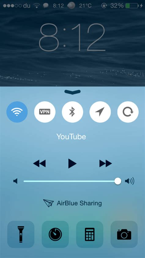 control center themes ios 9 cclean cambia el aspecto del control center de ios 9