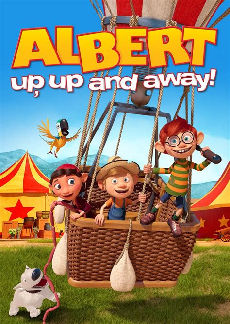 film review for up kids first movie review albert up up and away
