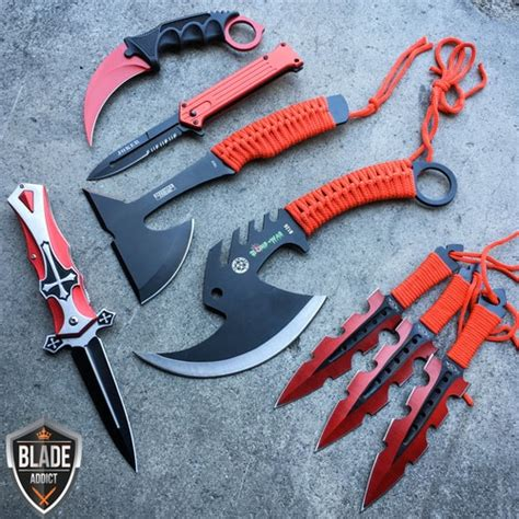 Pink Skinner Set Limited 192 knives tactical gear at the lowest prices megaknife