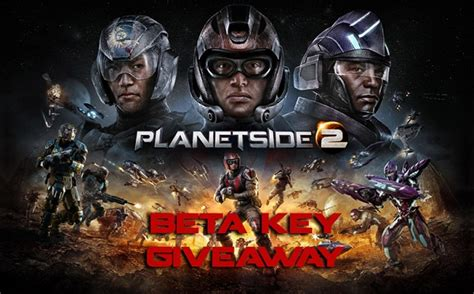 Planetside 2 Beta Key Giveaway - planetside 2 beta starts soon get your key here gamerfront