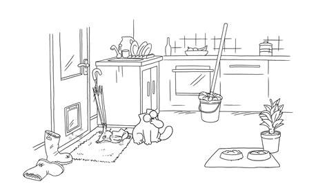 simon s cat bett simon s cat muddy paws with cats