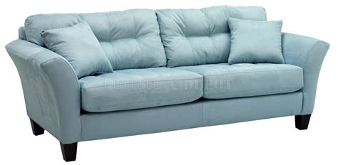 Light Blue Leather Sofa by Amazing Light Blue Sofa 8 Light Blue Leather Sofa