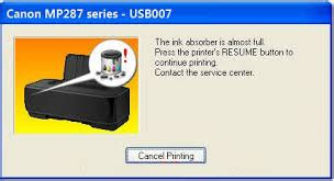 free download resetter for canon mp287 canon mp287 resetter printer download darycrack