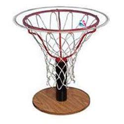 basketball goal pub table nba logo jumpusa