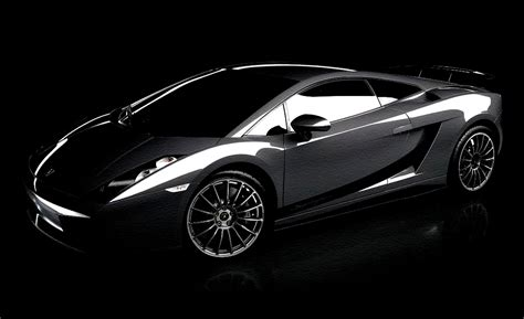 Luxury Lamborghini Cars: Lamborghini Gallardo Black