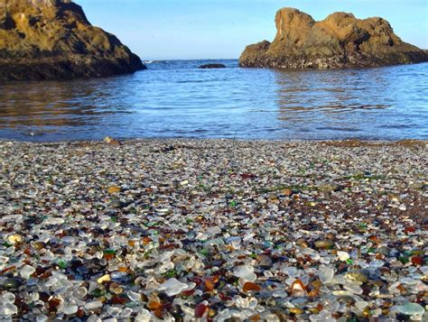glass beaches sea glass beach fort bragg california a sea glass lover s