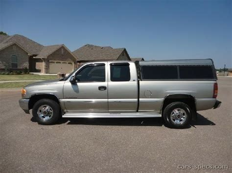 1993 gmc sierra 2500 extended cab specifications pictures prices