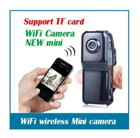 Portable Mini Hd Wifi Md81 P2p Wireless Router Kamera Dv md81 mini hd wifi with motion detection in p2p wireless router for multipurpose
