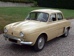 Renault 1960 Models 1960 Renault Dauphine Information And Photos Momentcar