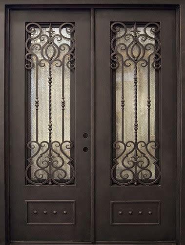 Exterior Doors Baton by Discount 74 Quot X 97 Quot Baton Iron Prehung Door Unit