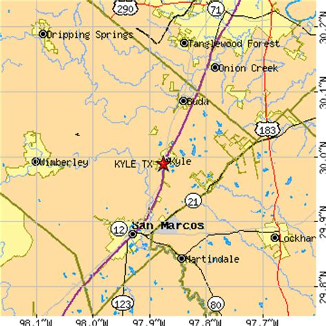 where is kyle texas on the map kyle texas tx population data races housing economy
