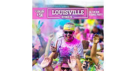 louisville color run color vibe 5k louisville