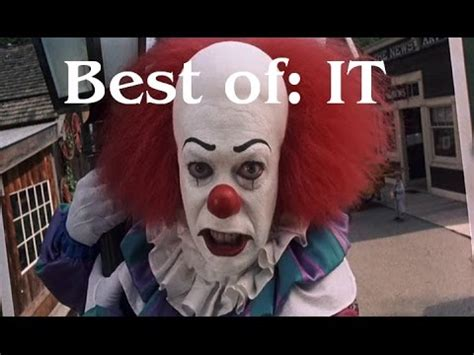 best of stephen king stephen king s it best of pennywise videolike