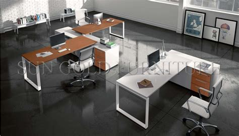double sided office desk exclusive modern office workstations double sided computer