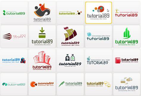 desain logo online gratis cara membuat logo keren secara online gratis tutorial89