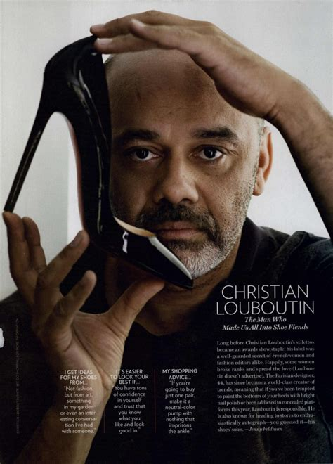 Christian Louboutins Can Only Make An Ensemble Even More Of A Knock Out 2 by Christian Louboutin Images Pictures Interesting