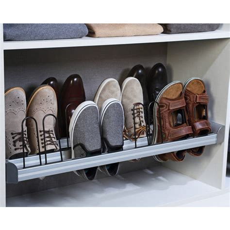 engage pull  shoe organizer  full extension