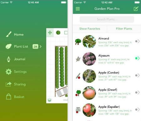8 garden apps for iphone and android one hundred