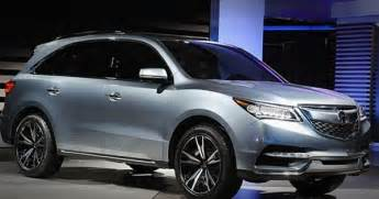 2017 acura mdx release date usa cars news 2017 2018
