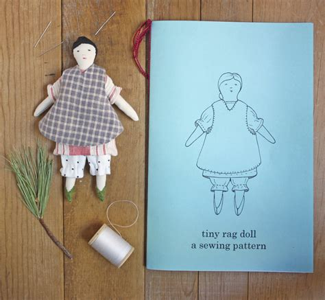 rag doll patterns doll experiments from the workshop and tiny rag doll