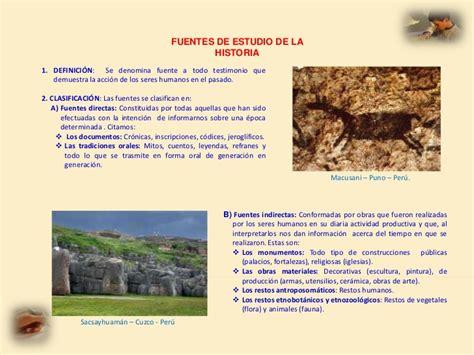 imagenes de fuentes historicas secundarias la historia fuentes de estudio y caracter 237 sticas