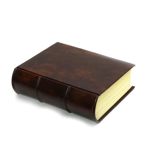 Handmade Italian Leather Journals - classic italian handmade leather journal world s