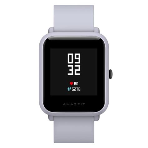 Smartwatch Amazfit Bip xiaomi amazfit bip smartwatch with 45 day battery goes